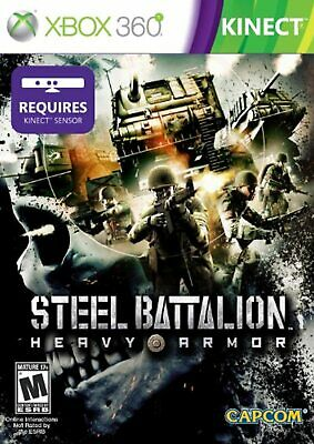 £3.99 • Buy Steel Battalion: Heavy Armor For Xbox 360 Game Only 5E