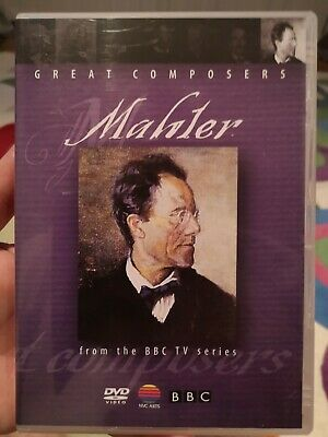 Great Composers Mahler Dvd • 6£