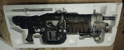 $500 • Buy Official Gears Of War 3 Bloody Retro Lancer Neca Weapon Replica