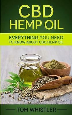 AU31.03 • Buy Cbd Hemp Oil: Everything You Need To Know About CBD Hemp Oil - The Complete Begi