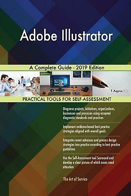 AU113.81 • Buy Adobe Illustrator A Complete Guide - 2019 Edition By Gerardus Blokdyk (English)