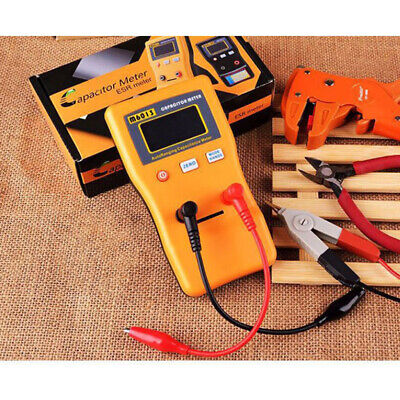 $37.18 • Buy M6013 LCD High Accuracy Capacitor Meter Measuring Capacitance Resistance NEW