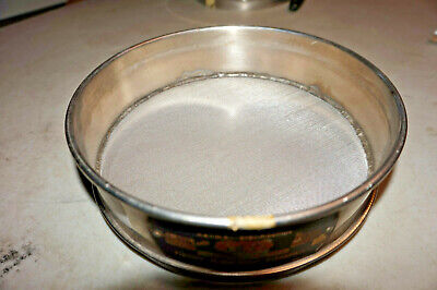 £71.90 • Buy Lot Of 3: FISHER Sieve, #45, Stainless 355 Micron, 0.0139  Tyler 42 Mesh 8  X 3