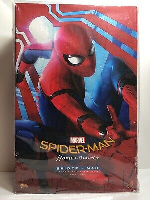 $495 • Buy MMS 425 Spider-Man Homecoming - Hot Toys 1/6 Scale Figure - NEW! US Seller!