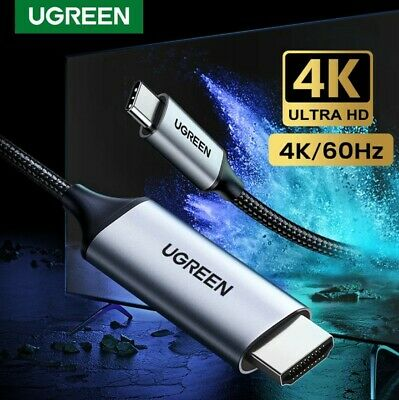 AU39.95 • Buy Ugreen USB-C HDMI Type C To HDMI 4K Thunderbolt Cable For MacBook Samsung Huawei