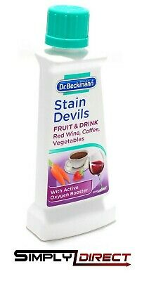 £3.50 • Buy Dr. Beckmann Stain Devils Removes Tea, Red Wine, Fruit & Juice From Clothes 50ml
