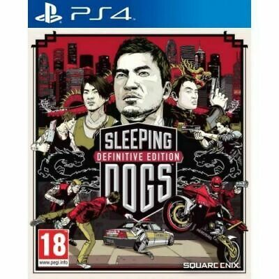 £19.85 • Buy Sleeping Dogs Definitive Edition PS4 Playstation 4 Brand New