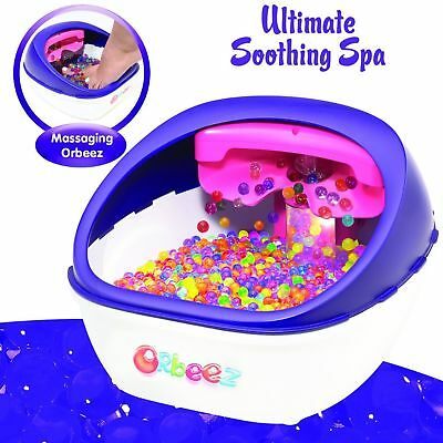 AU112.50 • Buy Orbeez Ultimate Soothing Spa Foot Massage Ages 5 Toy Girls Boys Play Game Bouncy