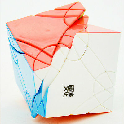 $ CDN22.26 • Buy MoYu Axis Time Wheel Magic Cube Skweb Twisty Puzzle Develop Creative Toy Gift