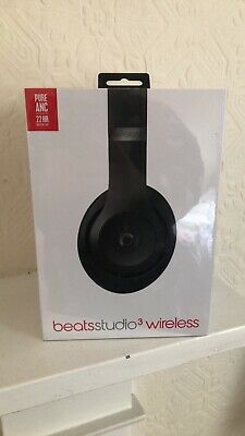 Beats By Dr. Dre Studio MHAJ2 Wireless Headphone - Matte Black • 200£