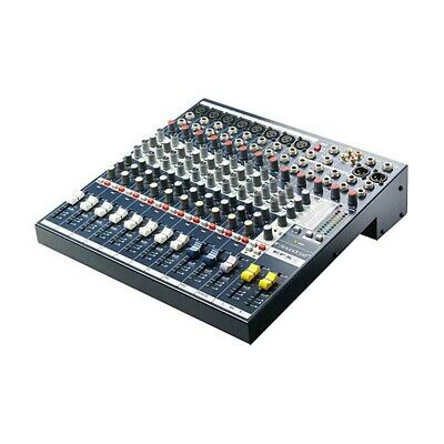 Soundcraft EFX8 8-Channel Mixer With 24-bit Lexicon Digital Effects • 306.14£