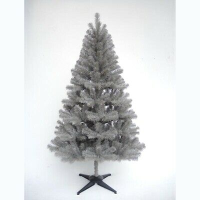 Grey Christmas Tree Xmas Colorado Spruce 4ft 5ft 6ft 7ft 8ft 9ft 10ft Free Del! • 54.95£