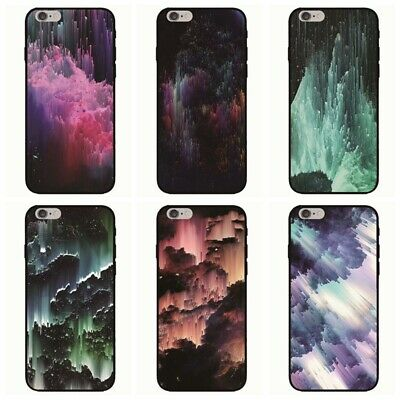 £3.49 • Buy Galaxy Night Sky Silicone Rubber Soft Phone Case IPhone 6 6S 7 8 Plus X XS Max