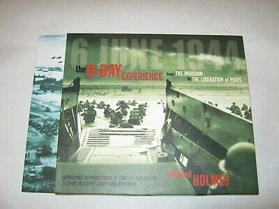£10.61 • Buy The D-Day Experience : From The Invasion To The Liberation Of Paris By...