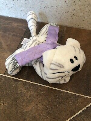 Tesco Chilly And Friends Chester The Cat Soft Toy Small 6  Size 2004 Version • 12.99£