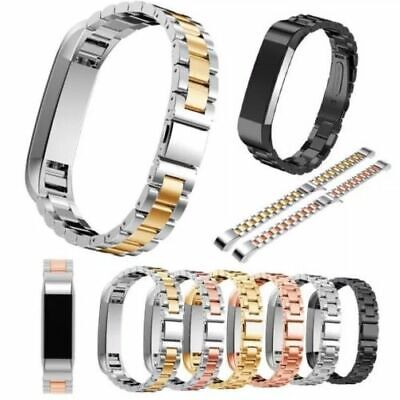 AU19.48 • Buy For Fitbit Alta HR Band Replacement Magnetic Loop Strap Stainless Steel Wrist