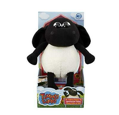 New Shaun The Sheep Talking Timmy Time Soft Plush Toy • 15.99£