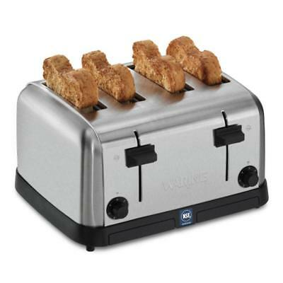 Waring Wct708 Commercial 4 Slice Toaster • 135$