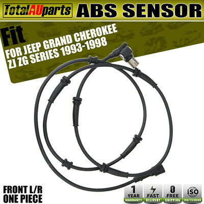 AU613.99 • Buy ABS Sensor For Jeep Grand Cherokee ZJ ZG 1993-1998 Front Left Or Right 56005216