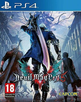 AU45 • Buy Devil May Cry 5 V PS4 Brand New Sealed