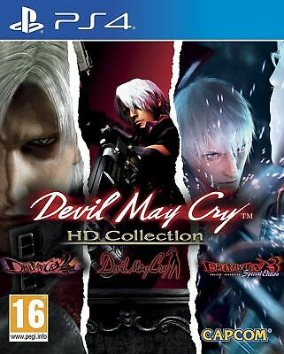 AU39 • Buy Devil May Cry HD Collection PS4 Playstation 4 Brand New