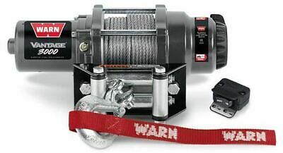 WARN 99388 Vantage 3000 ATV Winch, Wire Rope (Replaces WARN Number 89030) • 413.69$