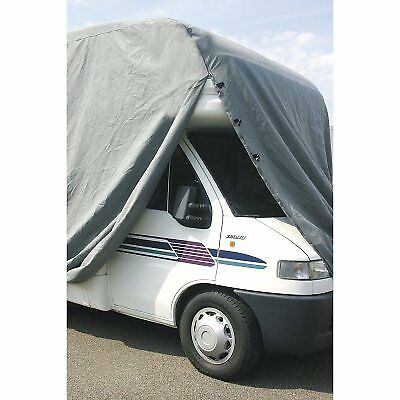 Ultimate Motorhome Cover Weatherproof Winter Rain Store Heavy Duty 5.7m • 235£