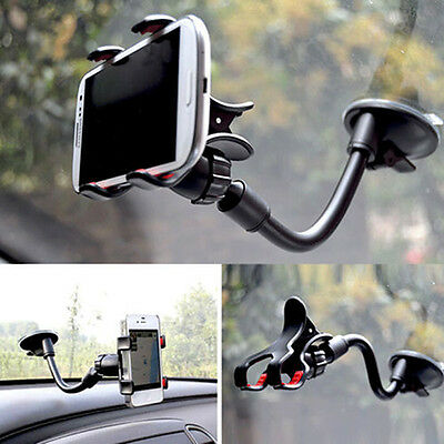 $5.91 • Buy Universal 360° Car AUTO ACCESSORIES Rotating Phone Windshield Mount GPS Holders