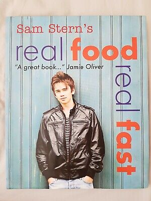 Sam Stern's Real Food Cookery Book • 2£