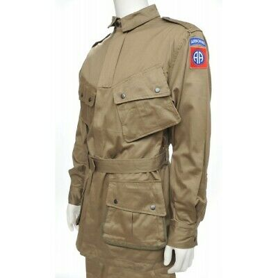 $67.58 • Buy WWII US US Airborne M1942 Jacket Repoduction