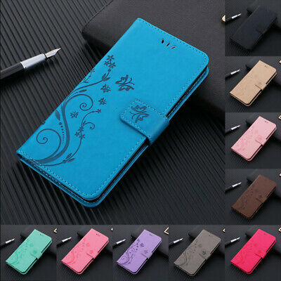 $ CDN6.65 • Buy For Samsung Galaxy S10e S9 S8 Plus Magnetic PU Leather Flip Wallet Case Cover