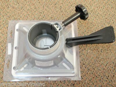 $ CDN74.90 • Buy Seat Swivel Spider Base 169 1100021l1 Springfield Locking 2-7/8 Post Ebay Boat