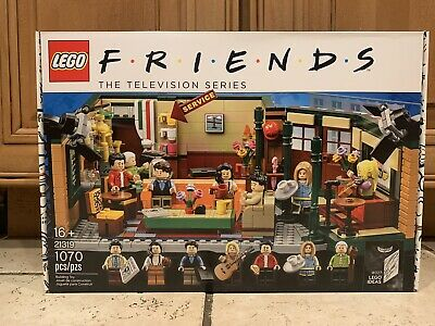 $109.98 • Buy Lego 21319 Friends Central Perk Cafe Ideas 25th Anniversary Set