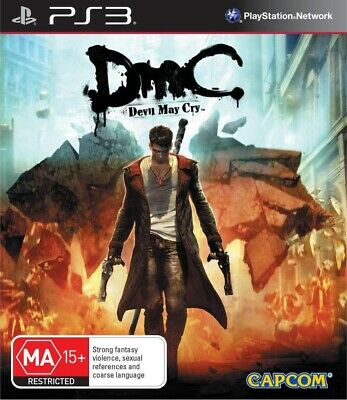 AU24.88 • Buy DmC: Devil May Cry *BRAND NEW* PS3