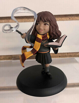 $ CDN18.74 • Buy QMX HARRY POTTER Hermione's FIRST SPELL Q-Fig Figure Statue NEW IN STOCK