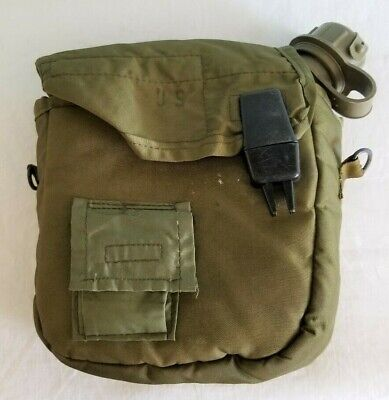 $ CDN10.82 • Buy US Military 2 Qt Canteen With Collapsible Bladder  Pile Lined Cover 1A863  1996