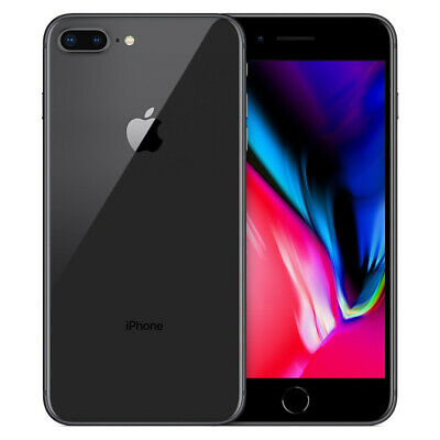 AU569.99 • Buy Original Apple IPhone 8 Plus 5.5  Unlocked Smartphone 64/256GB 4G LTE AllColors