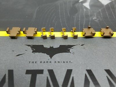 $ CDN11.90 • Buy Genuine 1/6 Hot Toys 6 Belt Clips Accessories Only From Batman Armory MMS236 USA