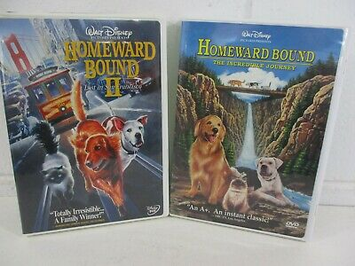 $ CDN18.26 • Buy Lot Of 2 Disney DVDs: Homeward Bound & Homeward Bound 2