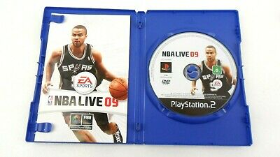 AU28.93 • Buy Nba Live 09 Ps2 Game 2009 Playstation 2 Ea Sports Dvd Rom