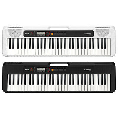 $124.98 • Buy Casio CT-S200 61-Key Portable Keyboard With Built-in Speakers
