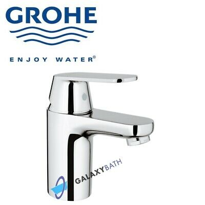 Grohe Eurosmart Cosmopolitan Chrome Basin Bath Bathroom Sink Mixer Tap S-size • 65£