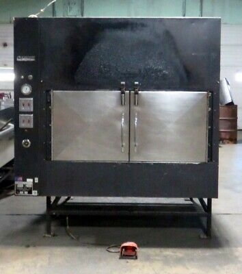 $10000 • Buy Ole Hickory Pit EL-ED/X BBQ Smoker Natural Gas Cooker Rotisserie Oven B