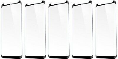 $ CDN12.58 • Buy 5 Pack Case Friendly Tempered Glass Screen Protector Samsung Note 9 S9 / S8 Plus