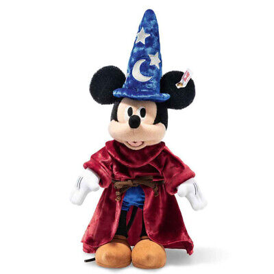 $308.75 • Buy Disney Mickey Mouse Sorcerer Apprentice - EAN354397 - From The Steiff Collection