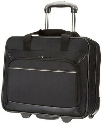 Rolling Laptop Case On-The-Go Pro's Easy-access Padded Lightweight Sturdy Design • 77.39$