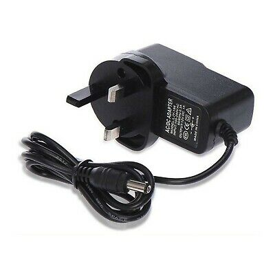 £6.50 • Buy 12V 1A AC-DC UK Power Supply Adapter Safety Charger For LED Strip CCTV Camera