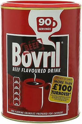 £21.95 • Buy Bovril Beef Flavoured Drink - 450g FREE DELIVERY 90 Serv Size - CHEAPEST ON EBAY