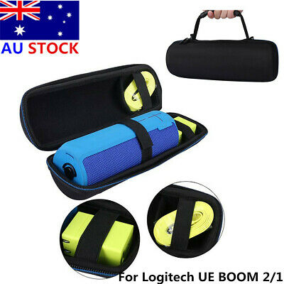 AU14.46 • Buy Portable Storage Carry Bag Hard Case Box Pouch For Logitech UE BOOM 2/1 Speaker!