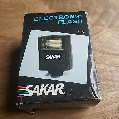 $ CDN19.99 • Buy Sakar Model 22M Vintage Camera Flash Hot Shoe